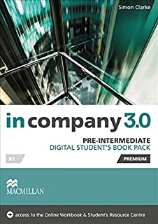 In Company 3.0 Pre-Intermediate Level Digital Student's Book Pack