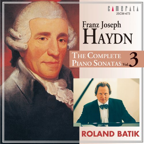 ハイドン: ピアノ・ソナタ全集 III