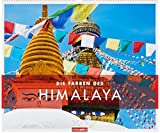 Die Farben des Himalaya - Kalender 2019 - Weingarten