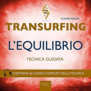 Transurfing: L'Equilibrio copertina