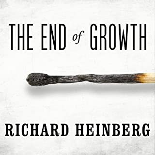 The End of Growth audiobook cover art