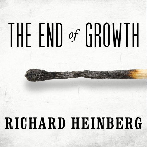 The End of Growth cover art