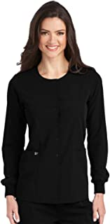 Grey's Anatomy Signature Warm-Up for Women – Super-Soft Medical Scrub Jacket