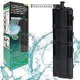 BPS (R) Filtro Profesional Acuario, Filtro Interno para Pecera,Ahorro de Energía 9 * 5.5* 25.5 CM 6w BPS-6047(6W ,240L/H)