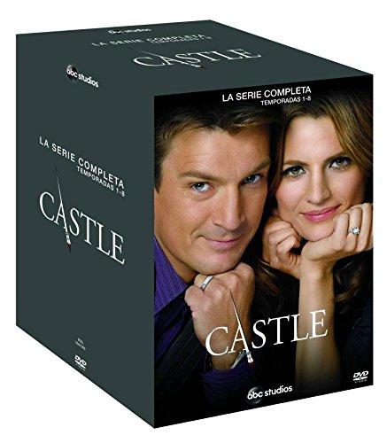 Pack: Castle: Colección Completa - Temporadas 1-8 [DVD]