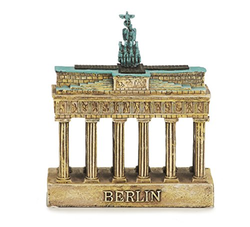 Sunny toys Polymodell Brandenburger Tor in 3D, Mehrfarbig, 13 x 14 cm