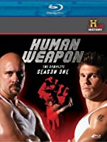 Human Weapon: Complete Season 1 [Blu-ray] [Import]