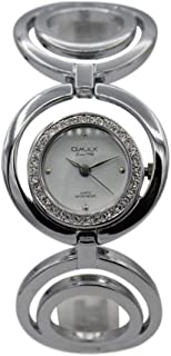 Omax Dress Watch For Women Analog Stainless Steel - 00AB01P36I