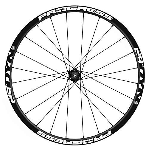 Pegatinas Llantas Bicicleta Progress DYN 29 WH52 Blanco 010