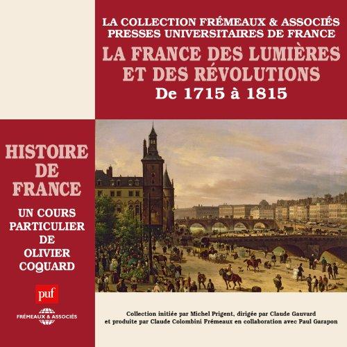 La France des Lumières et des Révolutions (Histoire de France 5)  Titelbild