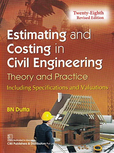 Estimating and Costing in Civil Engineering: Theory and Practice