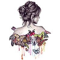 Geboor Pintura al óleo de DIY por Kits de los números, Pintura al óleo de la Lona Adultos y Principiante del Dibujo con los cepillos sin el Marco