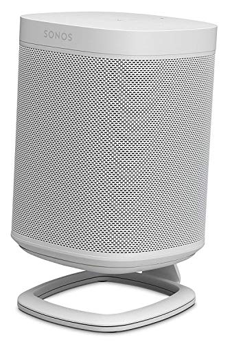 Flexson Desk Stand for Sonos One, One SL and Play:1 - White