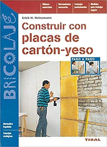 Construir Con Placas De Carton (Bricolaje)