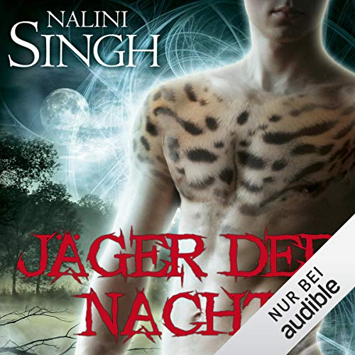 Jäger der Nacht audiobook cover art