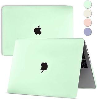 MacBook Pro 15 インチケース ファッション 2016-2018 MacBook Pro 15ケース Pro 15 インチ(A1707/1990)カバー MacBook Pro 15 A1707カバー MacBook Pro 15インチ専用ケース 丈夫なゴム足 Macbook A1990 保護ケース 薄型軽量 15 インチハードPCケース シンプルパソコンケース ファッション傷に強い ユニークなデザインは(2016-2018 MacBook Pro 15 インチ(A1707/A1990), みどり)