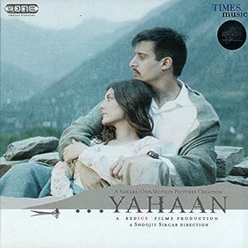 Yahaan (Original Motion Picture Soundtrack)