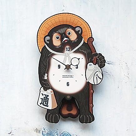 T-01 狸の振り子時計