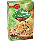 Betty Crocker Suddenly Chipotle Ranch Pasta Salad Mix, 5.9 oz (Pack of 12)...
