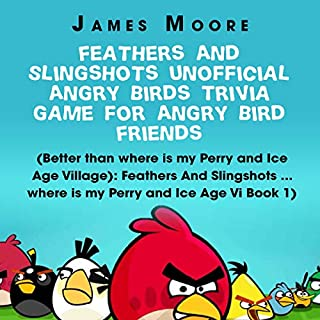 Feathers and Slingshots Unofficial Angry Birds Trivia Game for Angry Bird Friends cover art