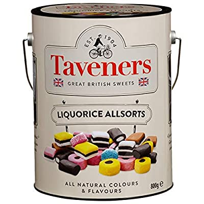 taveners liquorice allsorts retro sweets 800g tin can be reused as coin money savings jar Taveners Liquorice Allsorts Retro Sweets 800g Tin Can Be Reused As Coin Money Savings Jar 51cK4PSBaLL