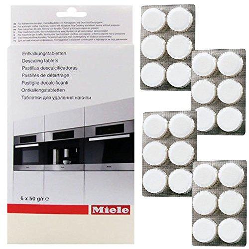 Horno de vapor de descalcificador para tabletas (24 unidades)