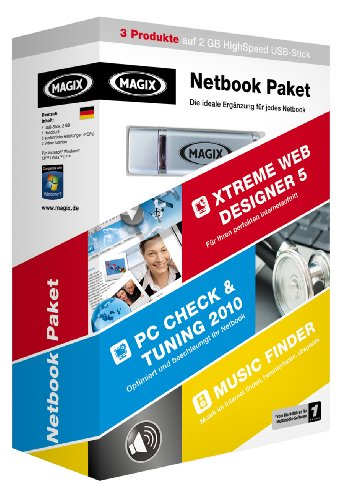 MAGIX Netbook Paket