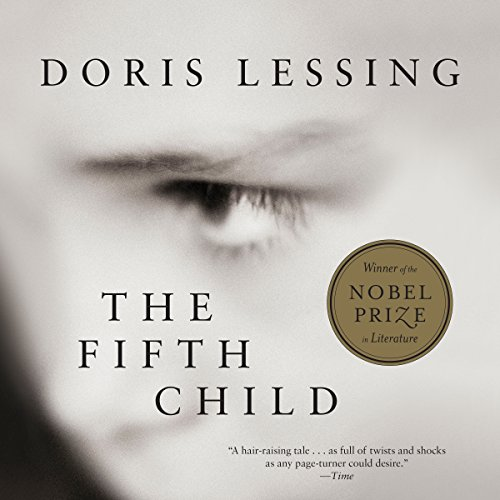 The Fifth Child audiobook cover art