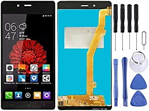 Mobile Replacement Parts LCD Screen and Digitizer Full Assembly for Tecno L8