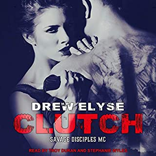 Clutch audiobook cover art