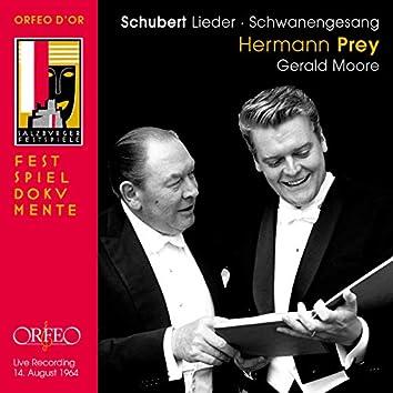 Schubert: Lieder (Live)