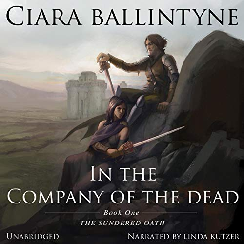In the Company of the Dead  audiobook cover art