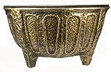 Grabschale Bonn Metall Bronze pat., D=40cm H=18cm