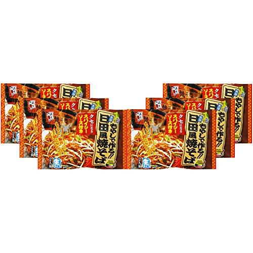 五木日田風焼そば362g×6個