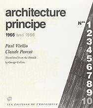 Architecture Principe: 1966 and 1996 by Virilio, Paul, Parent, Claude (1997) Paperback