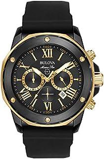Bulova Men's 44mm Marine Star Chronograph Watch