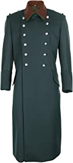 Epic Militaria Replica WW2 German Police Officer Overcoat