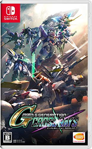 SDガンダム ジージェネレーション クロスレイズ -Switch