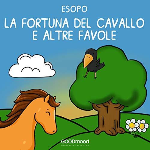 La fortuna del cavallo e altre favole copertina