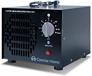 Concise Home Generador De Ozono Industriales Purificador De Aire Ozono Purificador De Aire (3500mg)