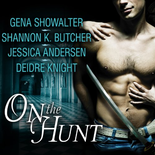 On the Hunt audiobook cover art