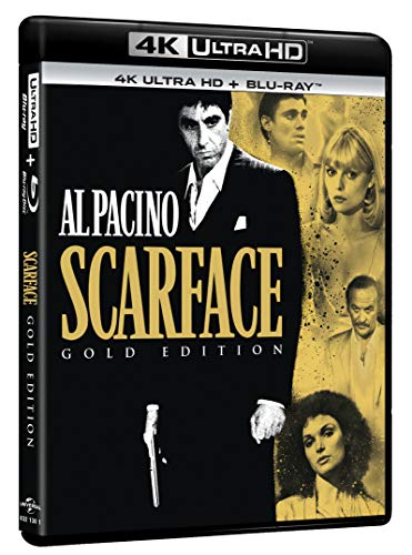 Scarface - 4K Ultra Hd (2 Blu Ray)