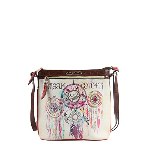 Nicole Lee Dorothy Cross Body Bag, Dream Catcher, One Size