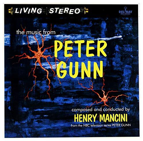 The Music From Peter Gunn (Import)