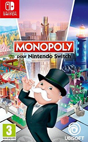 Monopoly - Nintendo Switch - Nintendo Switch [Importación francesa]