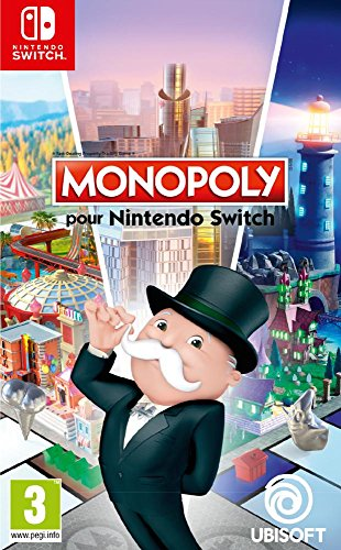 Monopoly - Nintendo Switch - Nintendo Switch [Importación francesa]