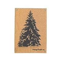 気軽に飾れるクリスマスツリータペストリー。 ウォールタペストリー L ツリー 18719825148 〈簡易梱包