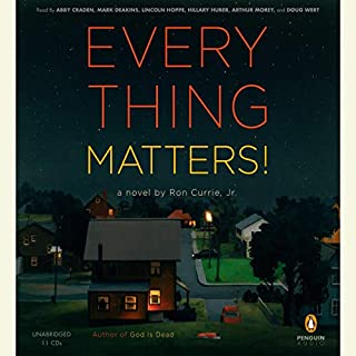 Everything Matters! audiobook cover art