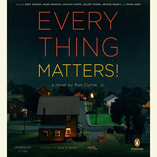 Couverture de Everything Matters!
