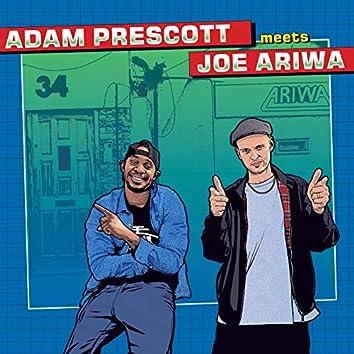 Adam Prescott & Joe Ariwa